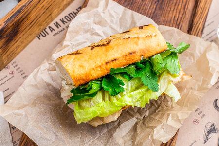 Сэндвич от Кисы Воробьянинова