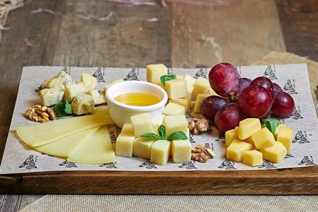 Сырная тарелка Грация