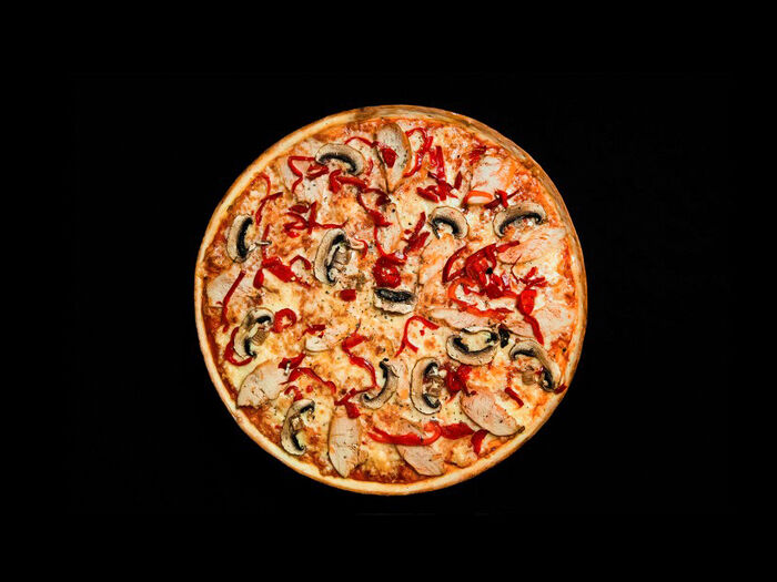 Пицца Пальмовая роща