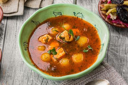 Суп Севанский