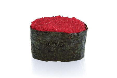Суши Тобико красная