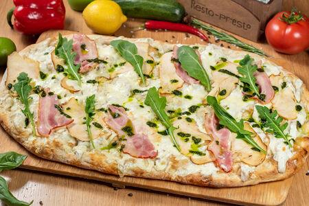 Пицца римская Курица и бекон