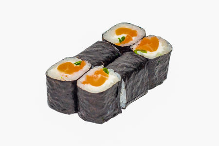 Ролл Классик с копченым лососем