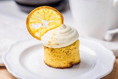 Фирменный апельсиновый пирог
