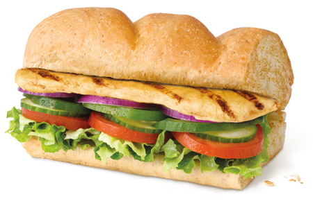Сэндвич Куриная грудка