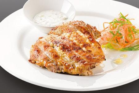Куриное филе по-бухарски