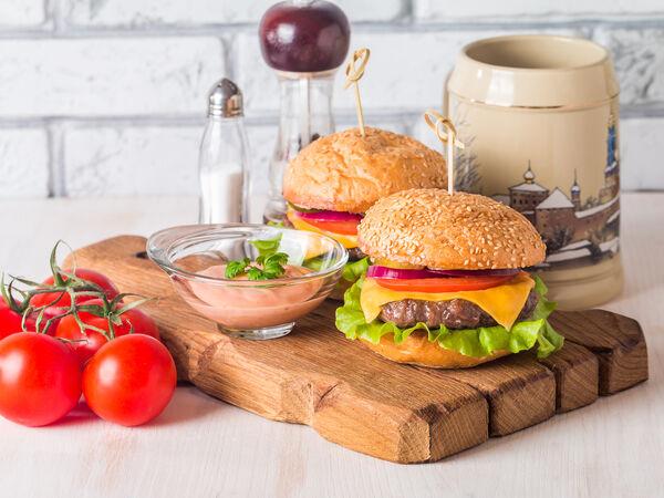 Вокруг Света. Burger Factory