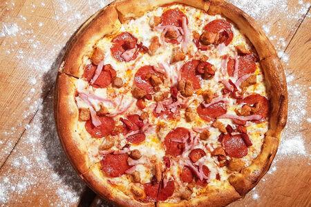 Пицца Спайси Порк
