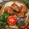 Фото к позиции меню Шашлык из филе свинины