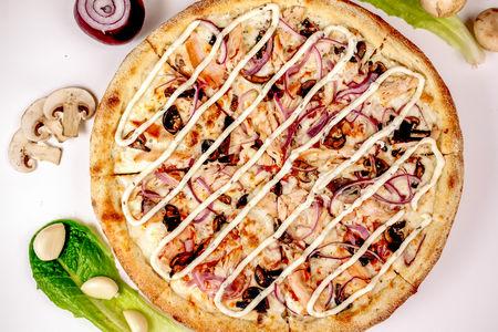 Пицца Крутая цыпочка