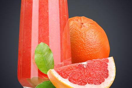 Сок грейпфрутовый свежевыжатый