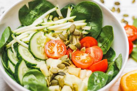 Салат Сочная зелень