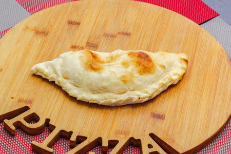 Пицца кальцоне Греческая