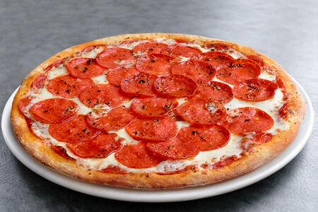 Пицца Двойная пепперони маленькая