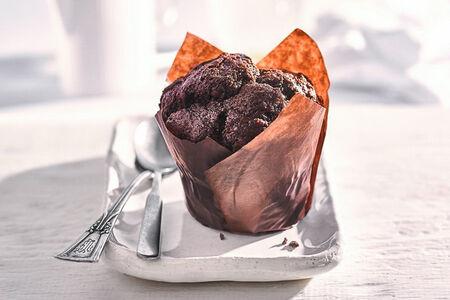 Маффин с шоколадом