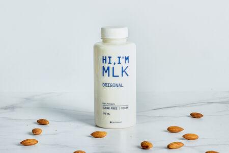 Миндальное молоко классическое
