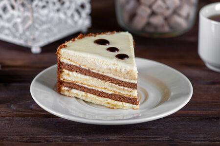 Пирожное Полосатик