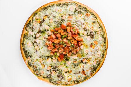 Пицца Острая Италия