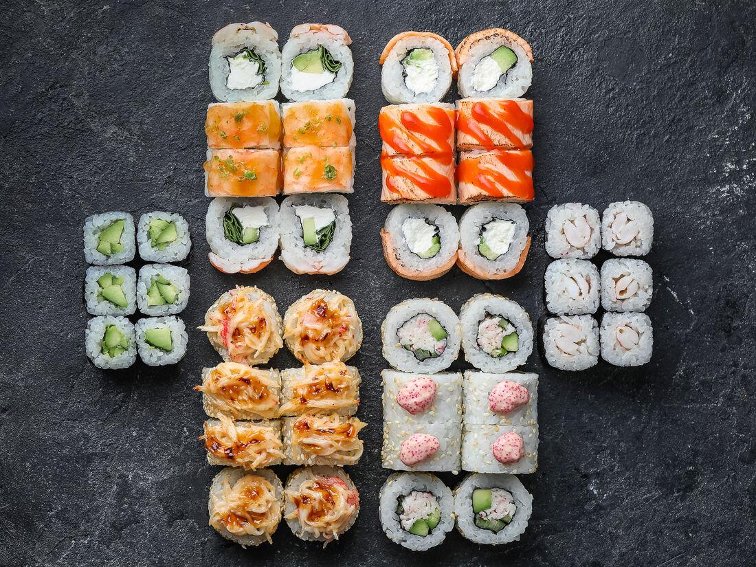 Sushi Booffet