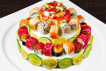 Суши-торт малый