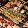 Фото к позиции меню Люля-кебаб сырный