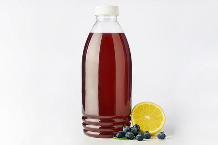 Лимонад Черника-лимон
