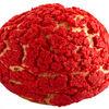 Фото к позиции меню Пирожное Шу Каллини красное