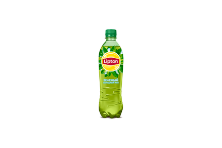 Липтон зелёный чай 0,5 л.