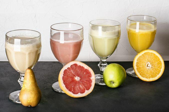 Свежевыжатый сок в ассортименте