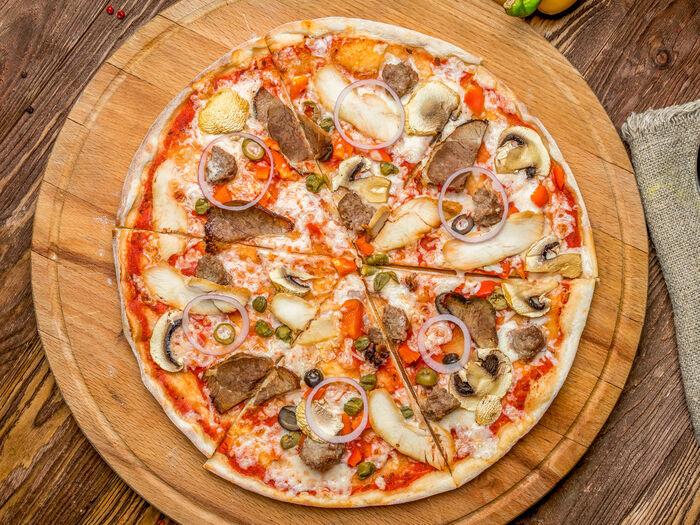 Пицца Шелби