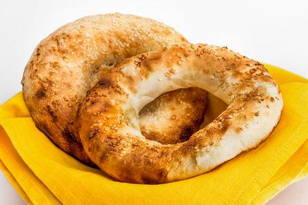 Лепешка из тандыра с сыром