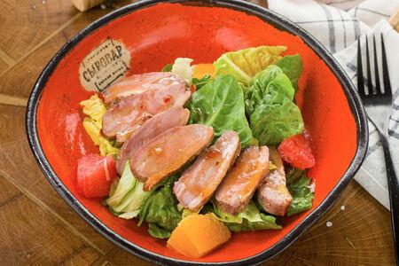 Салат с уткой