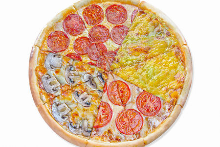 Пицца Времена года 30 см