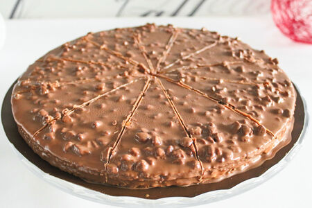 Торт Миндальный Дайм