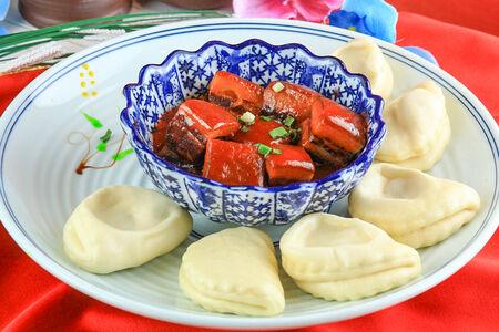 Свинина Хуншаожоу