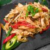 Фото к позиции меню Лапша Вок с курицей и овощами