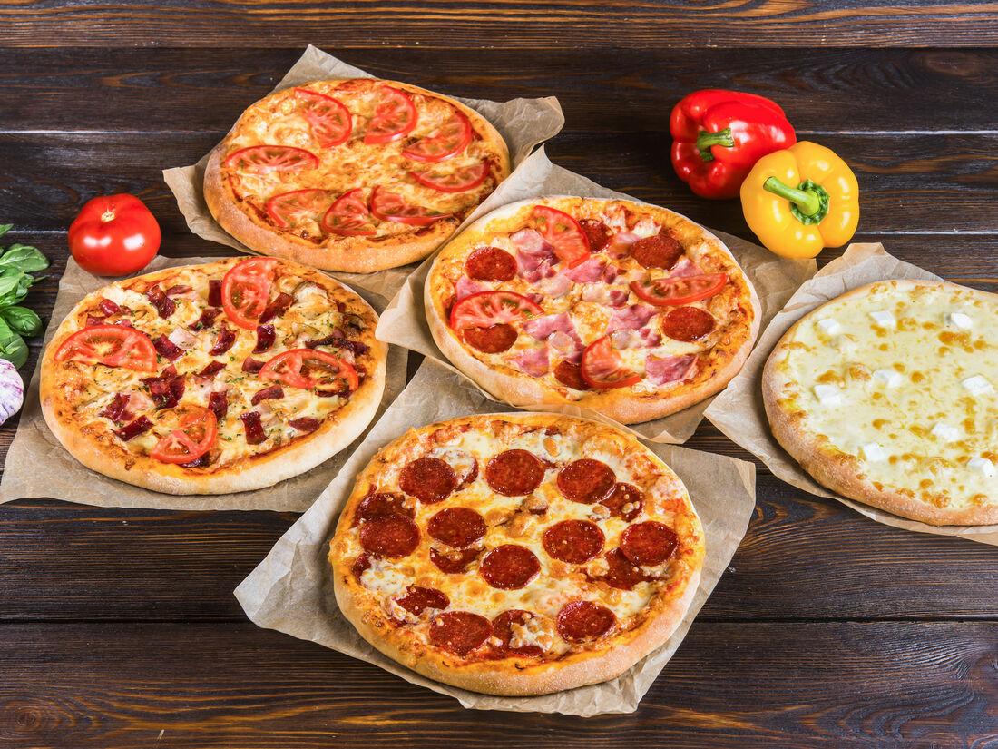 Вкусно Пицца