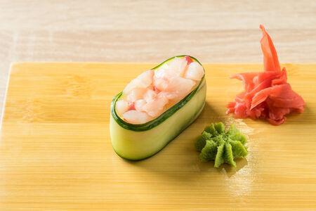 Каппа суши Морской окунь