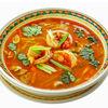 Фото к позиции меню Суп с креветками