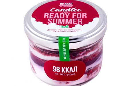 Candice Cake Красный бархат