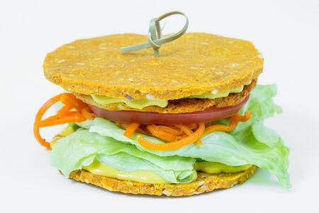 Сыроедческий Сыр Бургер
