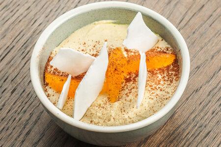Цитрусовый десерт