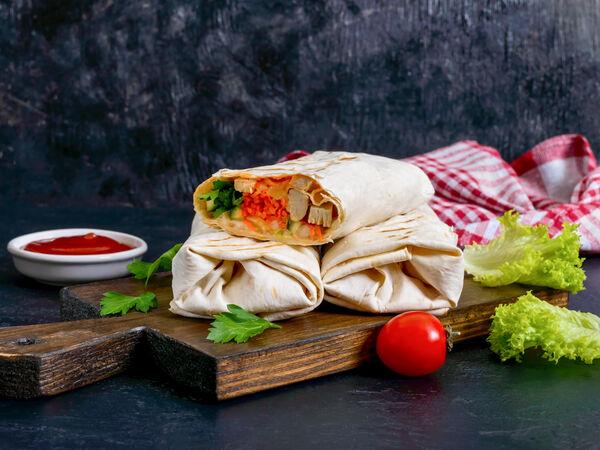 Shaurma Food Style
