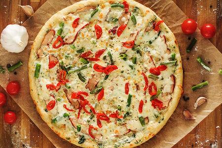 Пицца Полло Карпаччо