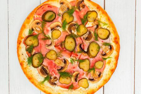 Пицца Прошутто Фунге