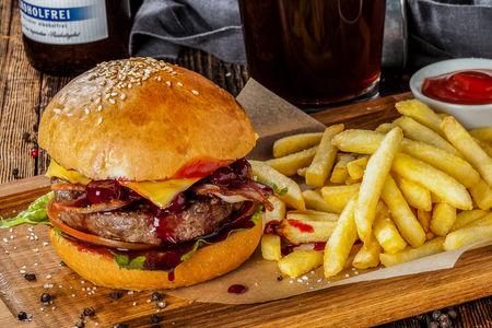 Бомбей бургер