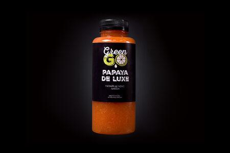Смузи Papaya De Luxe