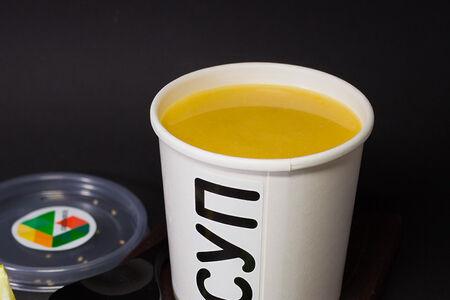 Крем-суп из лососевых