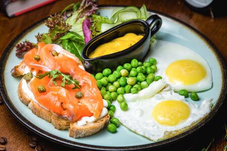 Завтрак Норвежский