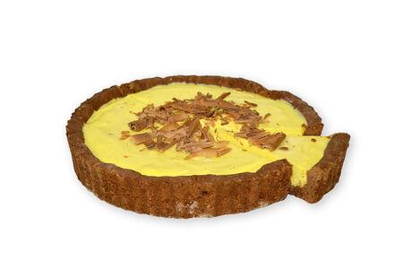 Торт Лимонный сорбет